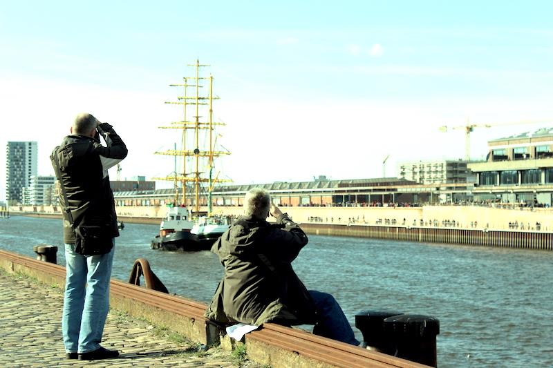 Alexander von Humboldt Europahafen Bremen 5