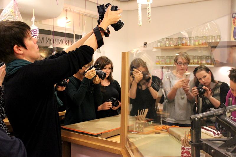 Blogger Bonbonmanufaktur Bremen