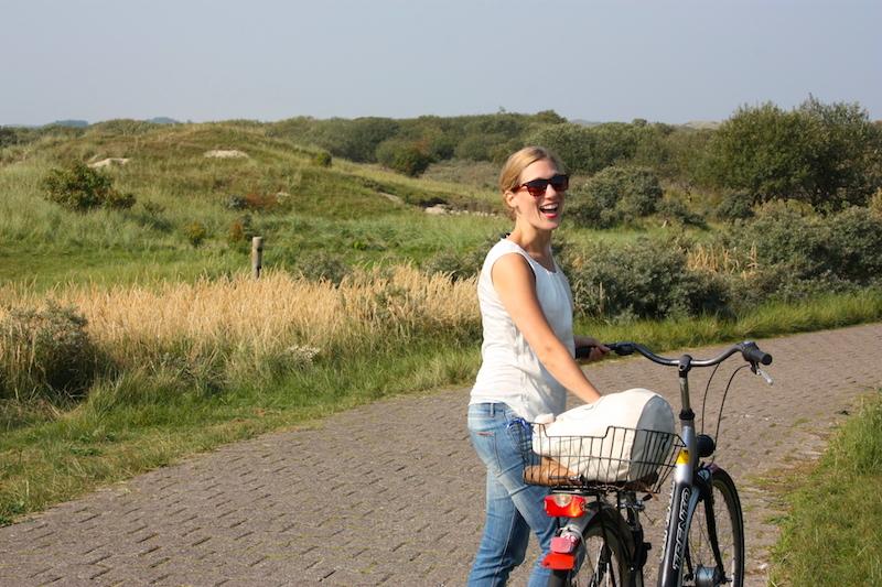 Borkum-Radtour