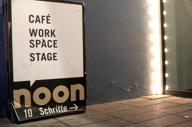 Bremen noon Cafe 1