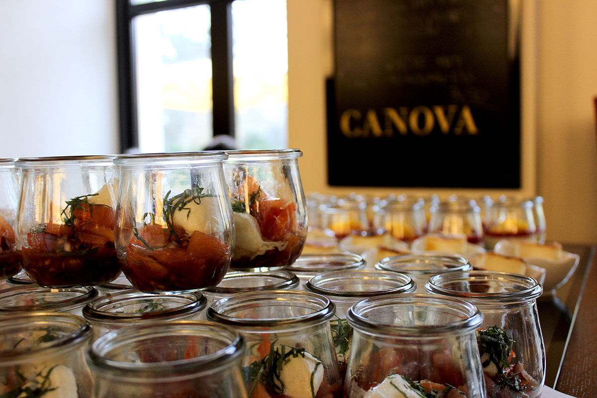 Sonntagsfrühstück Im Canova