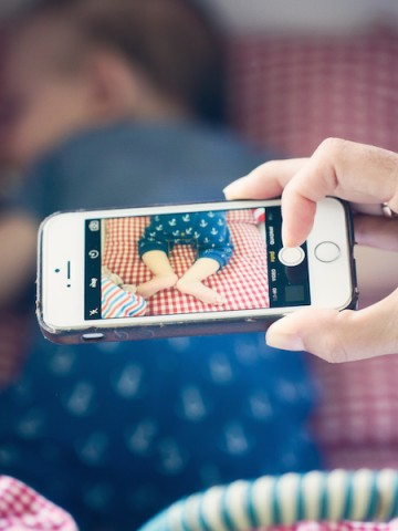 Wortkonfetti-Blog-Baby-Smartphone
