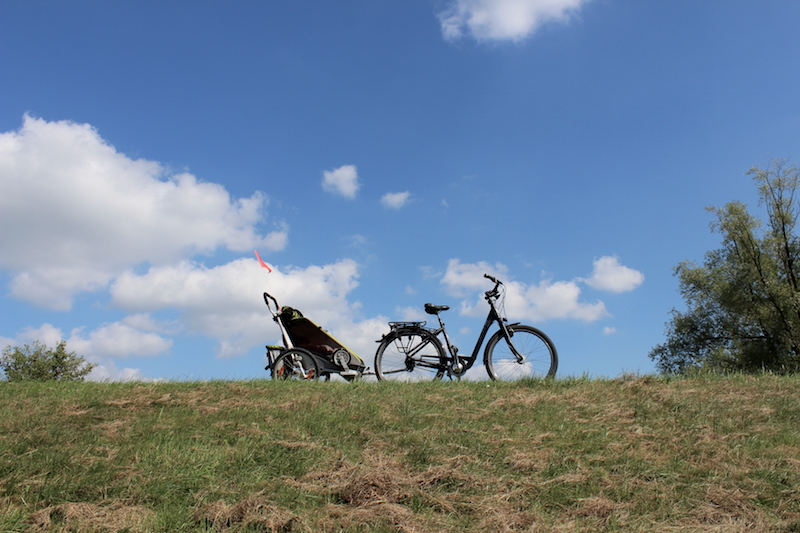 Wortkonfetti-Blog-Bremen-Fahrrad-Baby-Anhaenger-11