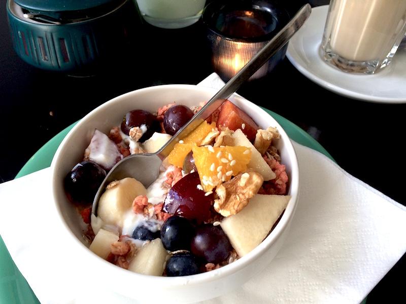 Frühstücken In Bremen Müsliglück Im Café Marianne Wortkonfetti