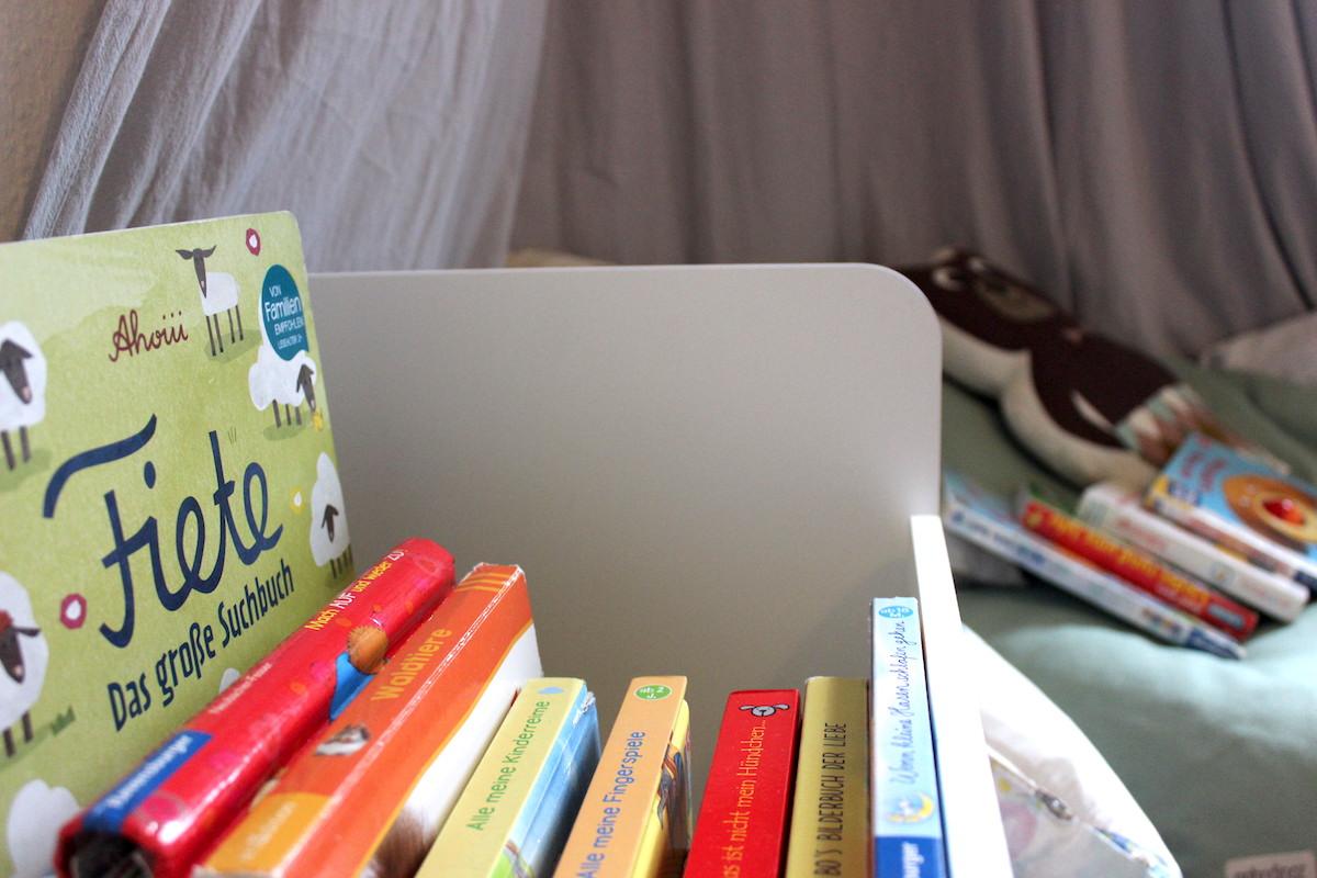 Leseecke kinderzimmer  Leseecke im Kinderzimmer: Wo es sich Kleinkinder gemütlich machen können